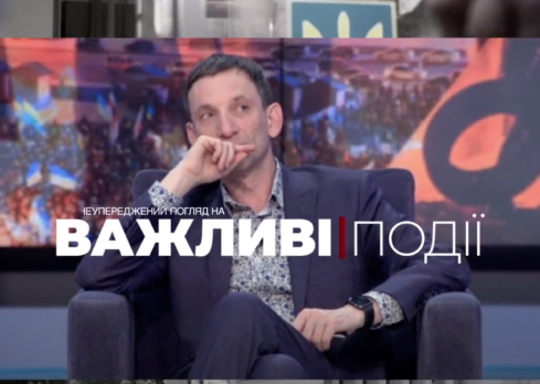 """Віталій Портников у """"Рандеву"""" з Яніною Соколовою"""